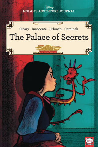 Mulan's Adventure Journal: The Palace of Secrets