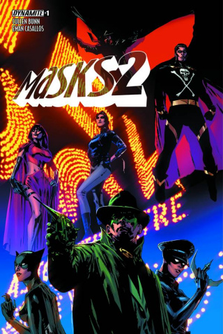 Masks 2 #1 (Guice Cover)