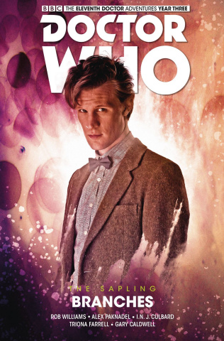 Doctor Who: The Eleventh Doctor Adventures - The Sapling Vol. 3: Branches
