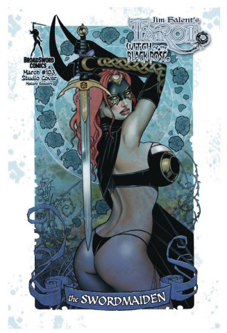 Tarot: Witch of the Black Rose #103 (Studio Deluxe Edition)