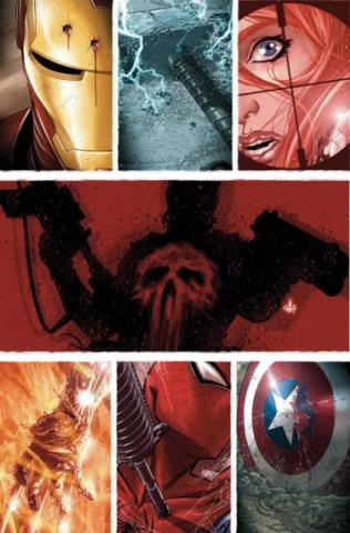Punisher: War Zone #1