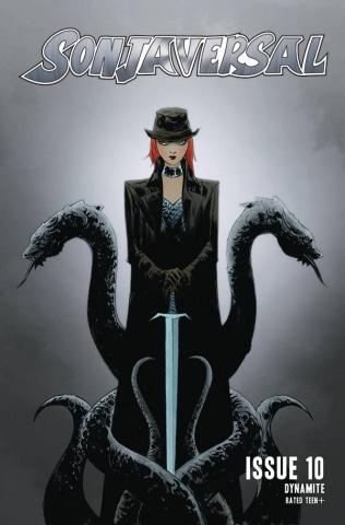 Sonjaversal #10 (Lee & Chung Cover)