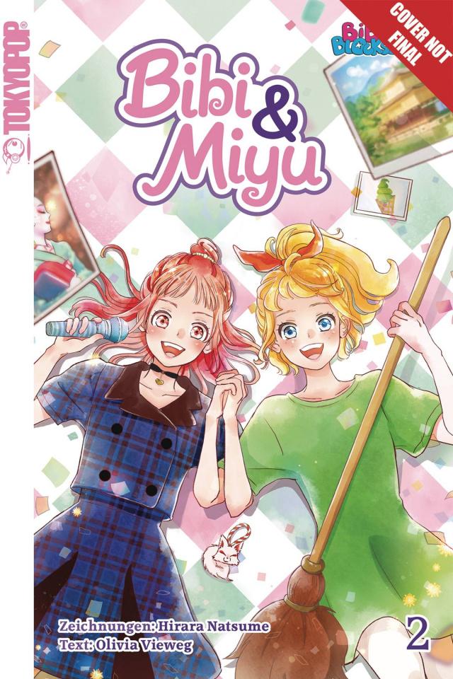 Bibi & Miyu Vol. 2