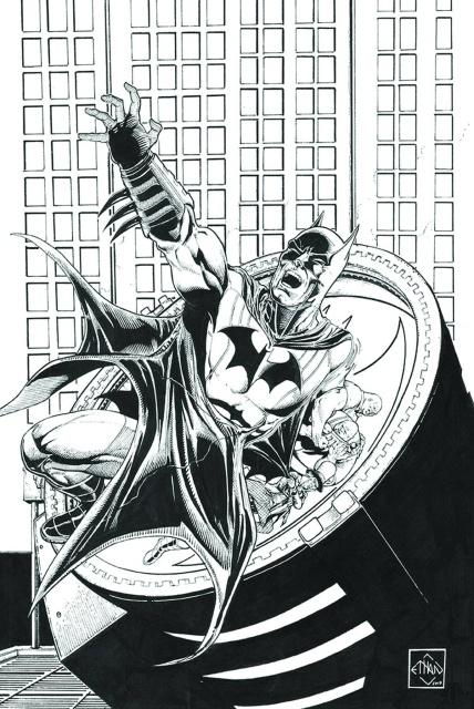 Batman: The Dark Knight #20 (Variant Cover)