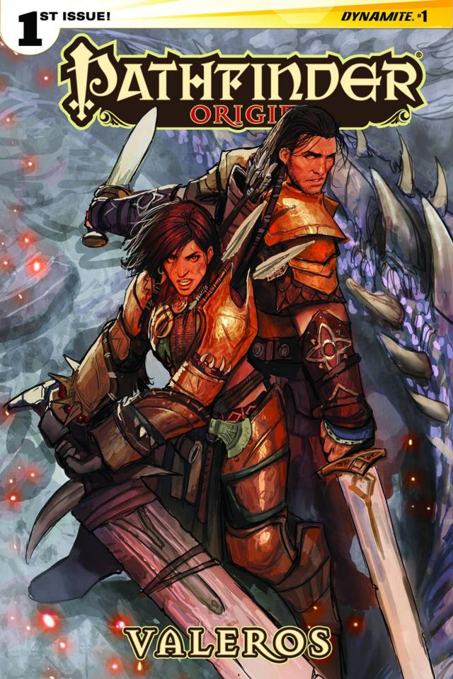 Pathfinder: Origins #1 (Sejic Cover)