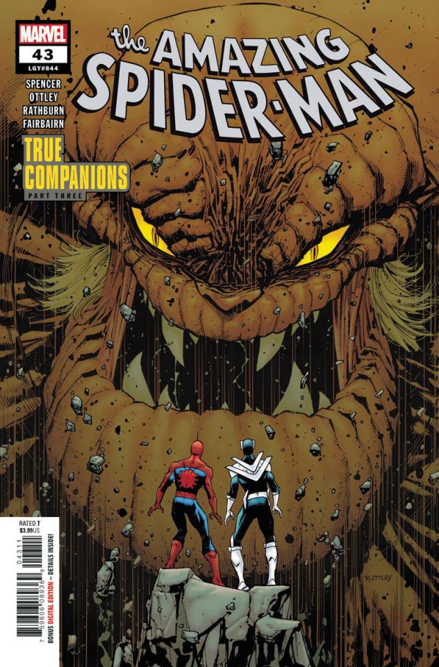 The Amazing Spider-Man #43