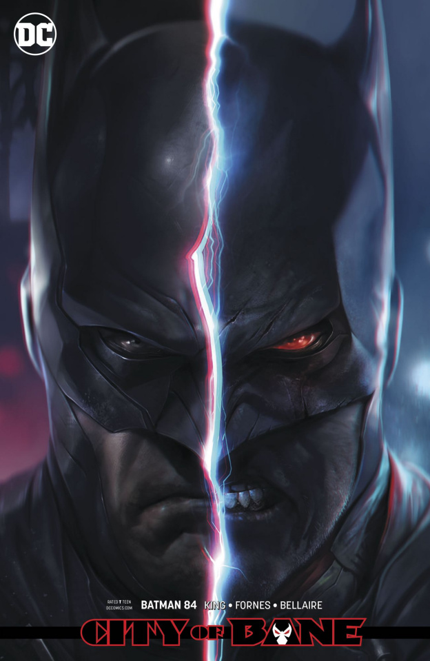 Batman #84 (Card Stock Cover)