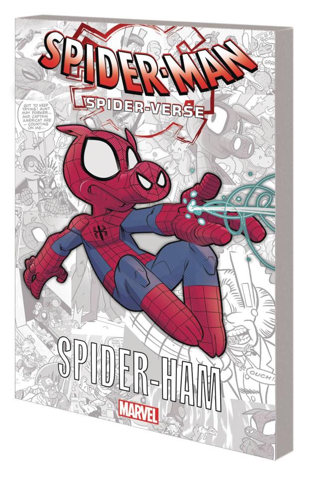 Spider-Man Spider-Verse: Spider-Ham