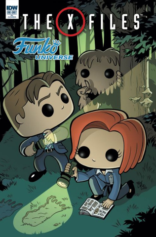The X-Files: Funko Universe (25 Copy Cover)