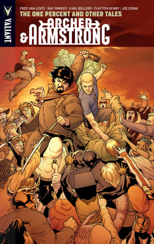 Archer & Armstrong Vol. 7: One Percent and Other Tales