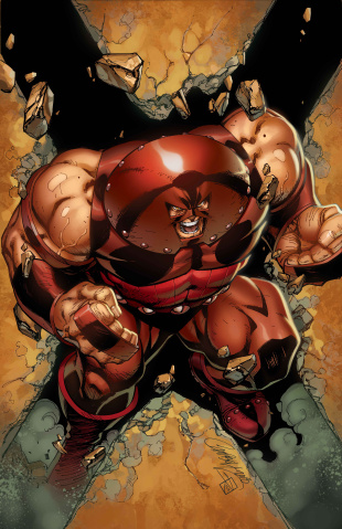 X-Men: Black - Juggernaut #1