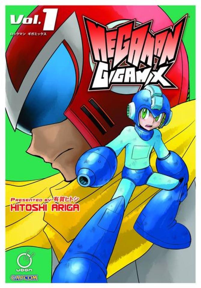Mega Man: Gigamix Vol. 1