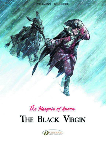 The Marquis of Anaon Vol. 2: The Black Virgin