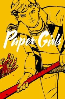 Paper Girls #4