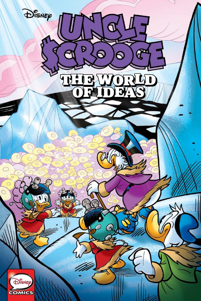 Uncle Scrooge: World of Ideas