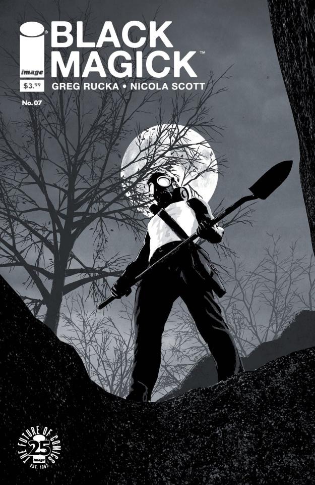 Black Magick #7 (Lark Cover)