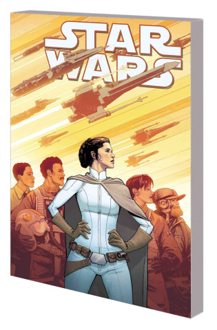 Star Wars Vol. 8: Mutiny at Mon Calamari