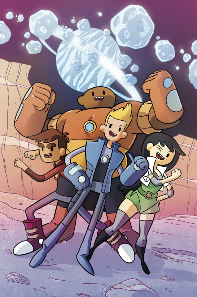 Bravest Warriors #1 (3rd Printing)