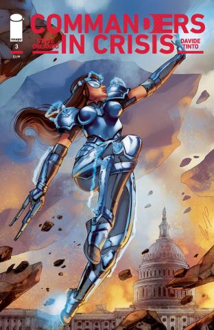 Commanders in Crisis #3 (Chatzoudis Cover)