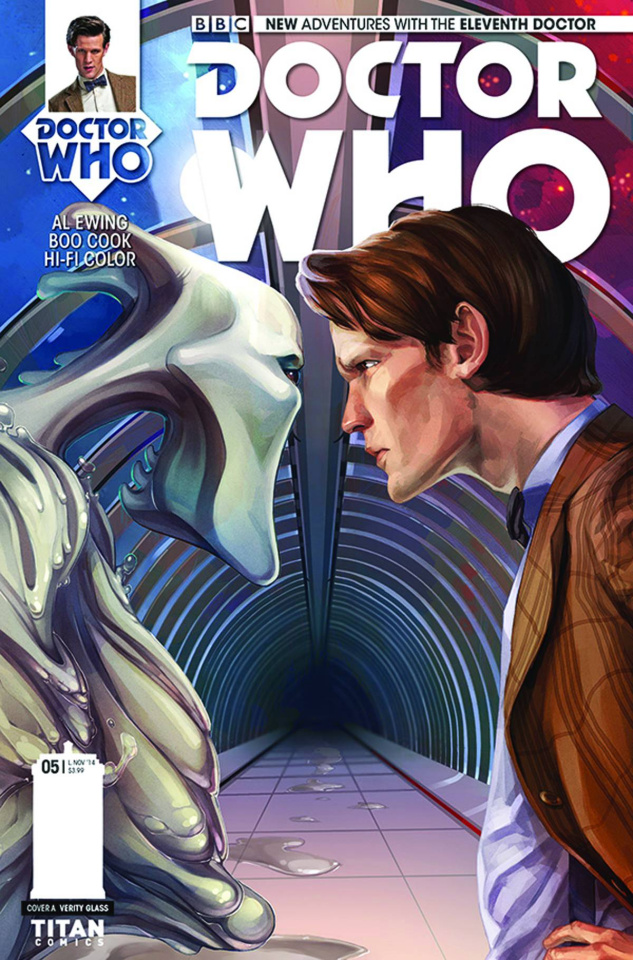Doctor Who: New Adventures with the Eleventh Doctor #5