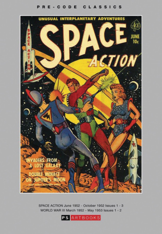 Space Action: World War III Vol. 1