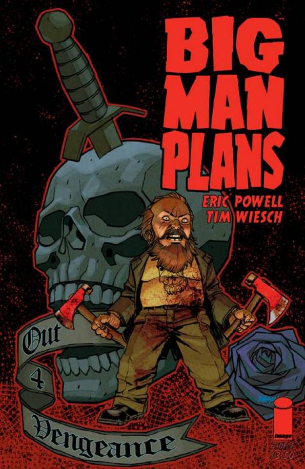 Big Man Plans #2 (Johnson Cover)
