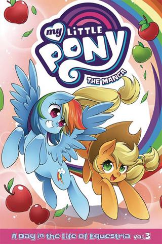 My Little Pony: The Manga Vol. 3