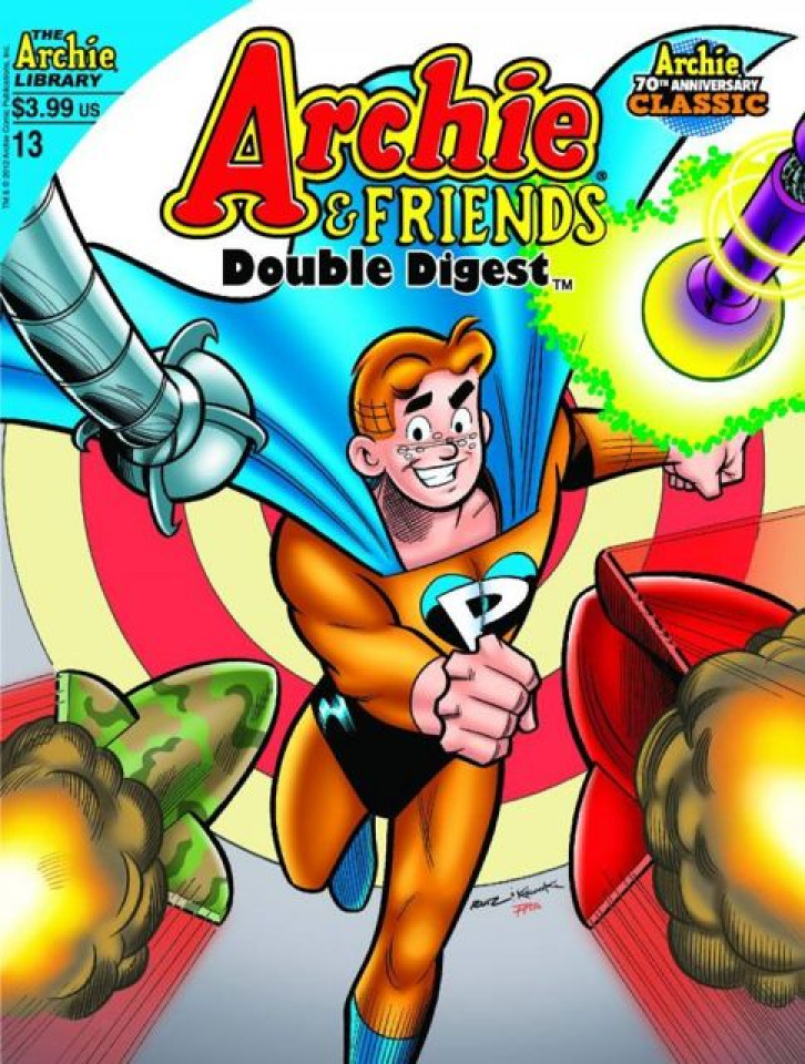 Archie & Friends Double Digest #13