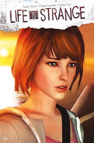 Life is Strange #1 (Max Game Art Cover)