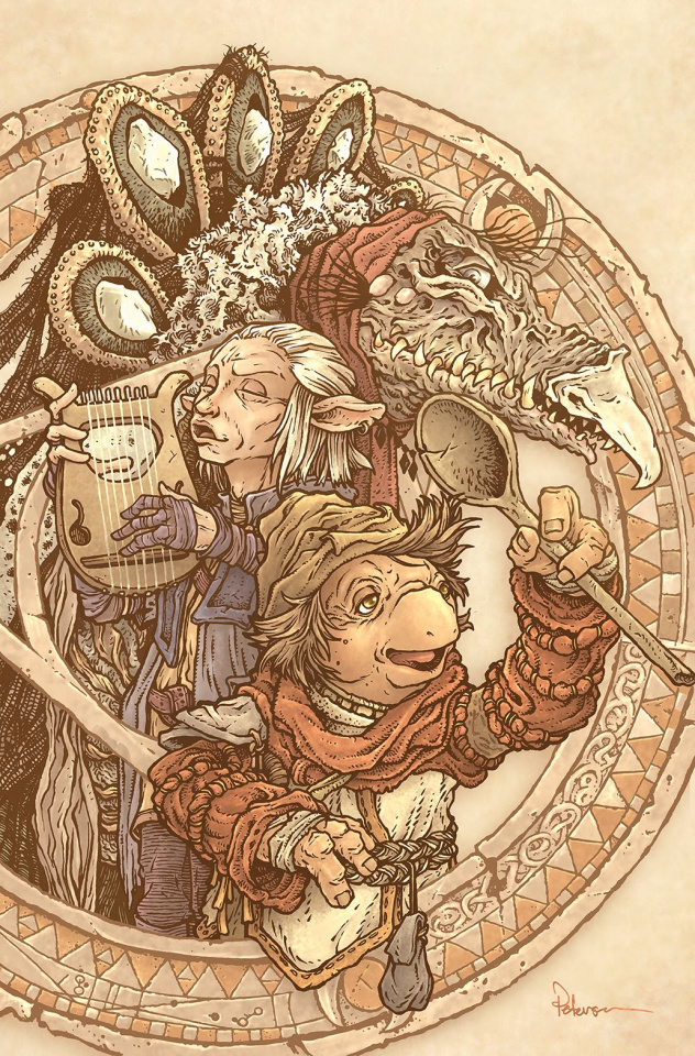 The Dark Crystal: Age of Resistance #6 (Peterson Cover)