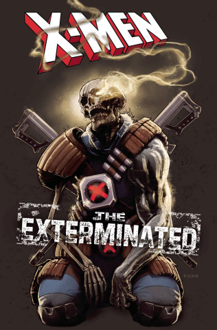 X-Men: The Exterminated #1 (Andrews Cover)