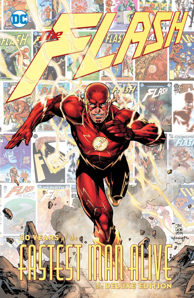 The Flash: 80 Years of the Fastest Man Alive