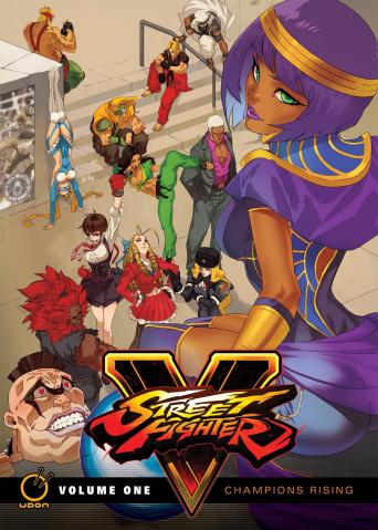 Street Fighter V Vol. 1: Champions Rising