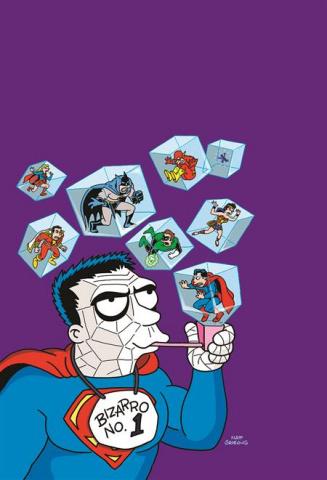 Bizarro Comics (Deluxe Edition)