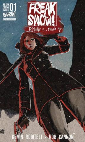 Freak Snow #1 (Moss Cover)
