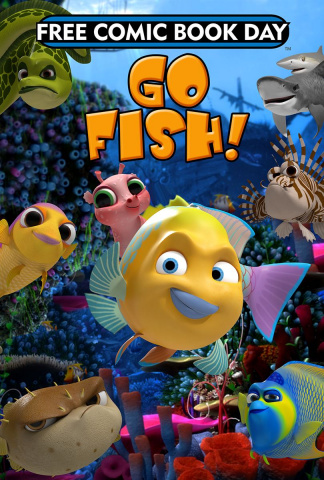 Go Fish! FCBD 2019