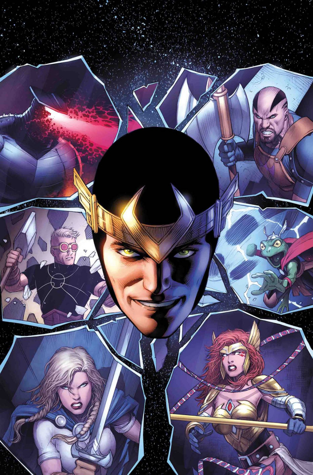Asgardians of the Galaxy #5