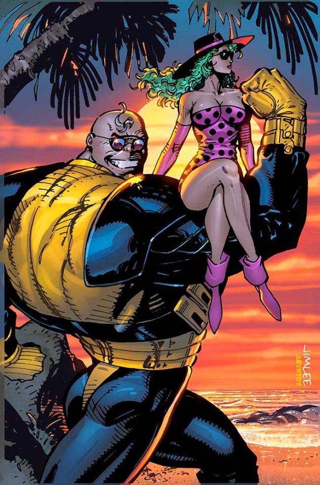 Thanos #9 (X-Men Card Cover)