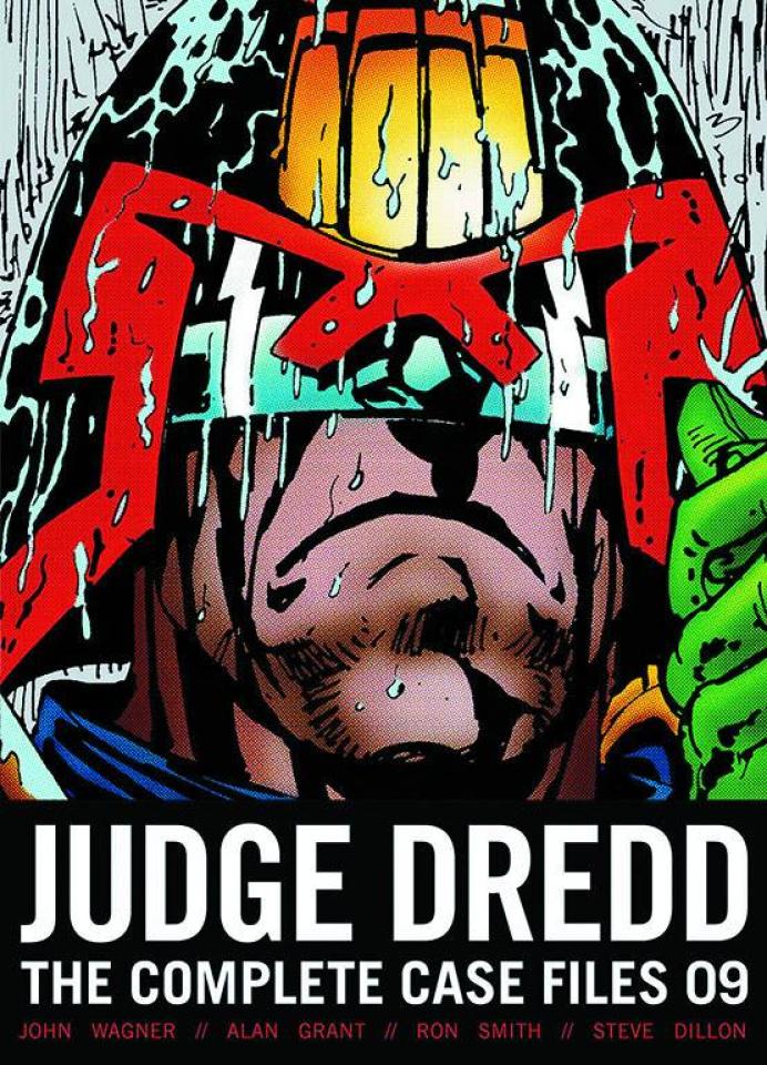 Judge Dredd: The Complete Case Files Vol. 9