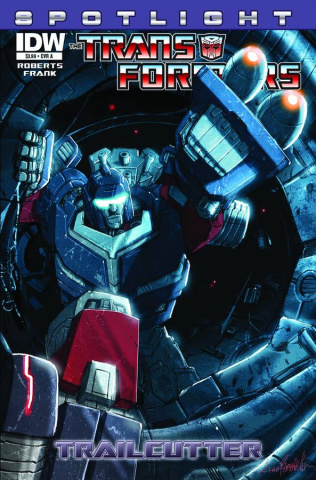 The Transformers Spotlight: Trailcutter #1