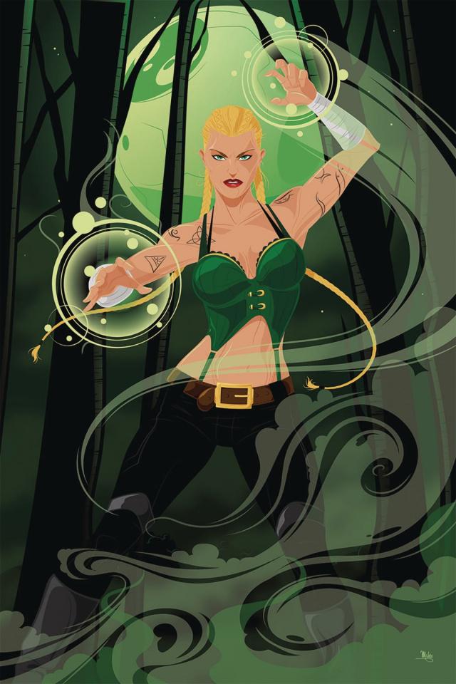 Gretel #4 (Mahle Cover)