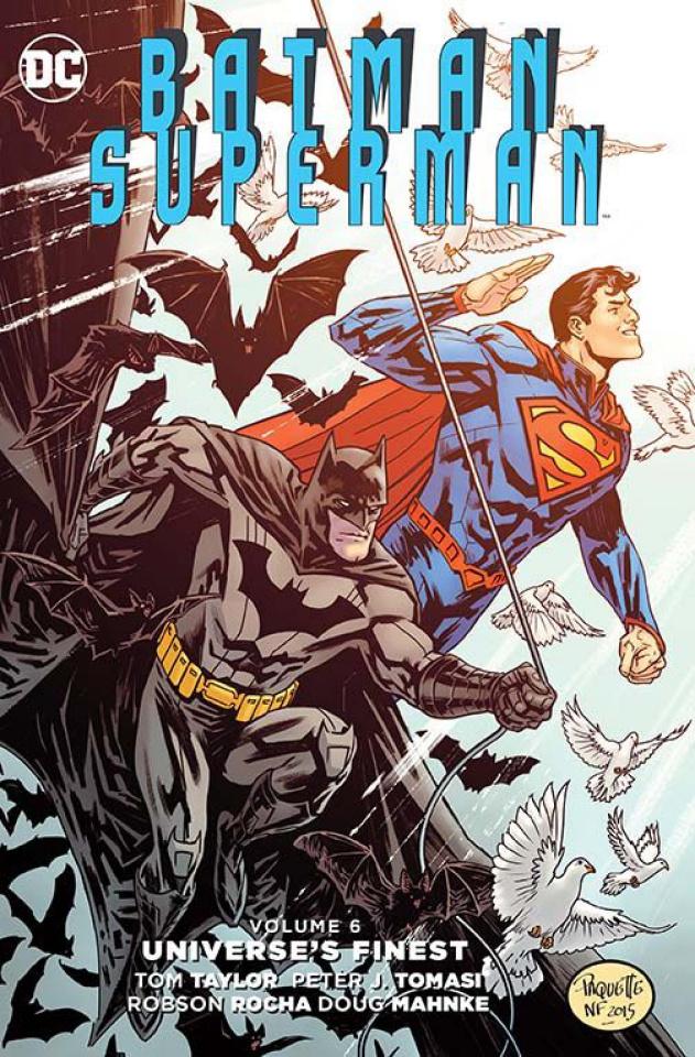 Batman / Superman Vol. 6: Universe's Finest
