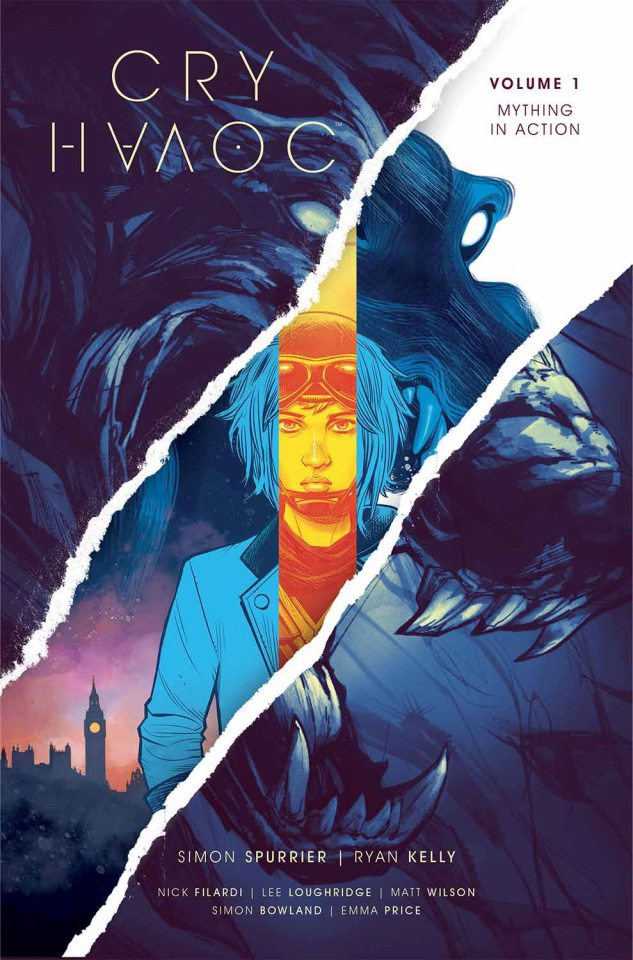 Cry Havoc Vol. 1: Mything in Action