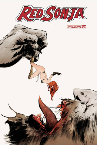 Red Sonja #22 (Lee Cover)