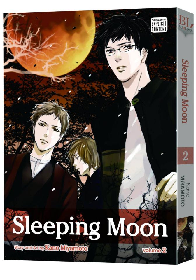 Sleeping Moon Vol. 2