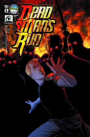 Dead Man's Run #2 (Parker Cover)