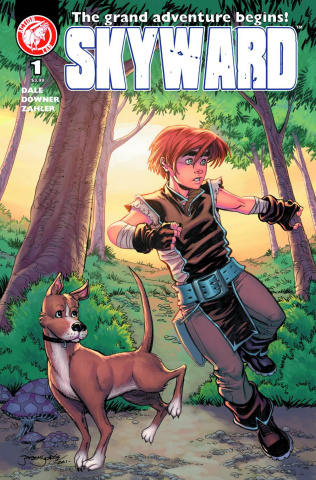 Skyward #1 (2nd Printing)