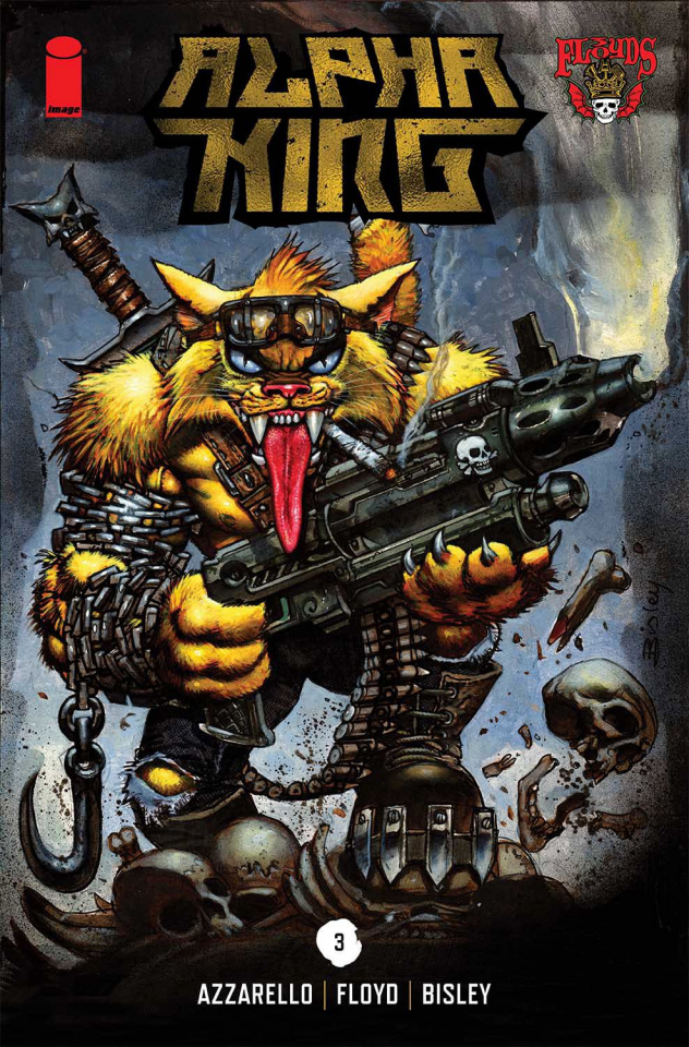 3Floyds: The Rise of the Alpha King #3