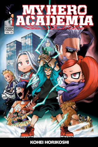 My Hero Academia Vol. 20