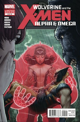 Wolverine and the X-Men: Alpha & Omega #5